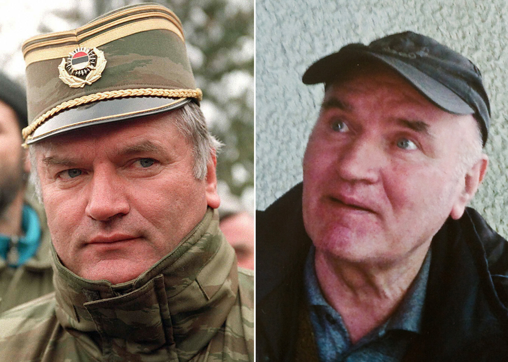 The Two Faces of Ratko Mladic